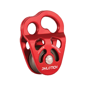ISC PHLOTICH Hitch Minding Pulley (Red) | Chelford Farm Supplies