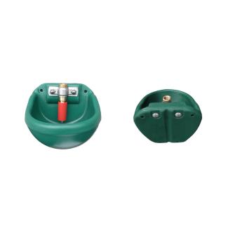 JFC Agri Nose Fill Water Bowl DBL5 2L | Chelford Farm Supplies