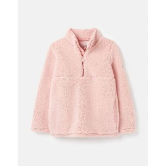 Joules Kids Girls Poppie Teddy Fleece