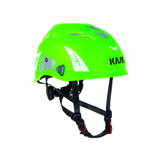 KASK Arbortec Super Plasma PL Hi-Viz Helmet | Chelford Farm Supplies