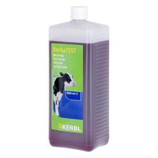 Kerbl Milk Test Liquid 1L | Chelford Farm Supplies