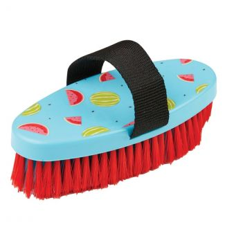Kincade Watermelon Print Body Brush  - Chelford Farm Supplies