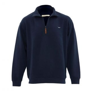 RM Williams Mens Mulyungarie Fleece Top