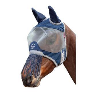 LeMieux Armour Shield Fringe Full Fly Mask - Chelford Farm Supplies