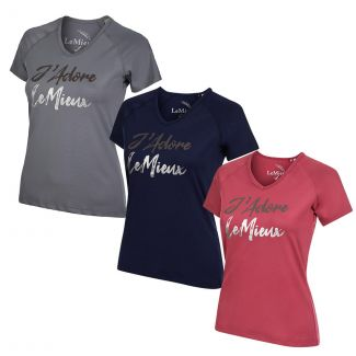 LeMieux Ladies J'Adore Recycled T-Shirt