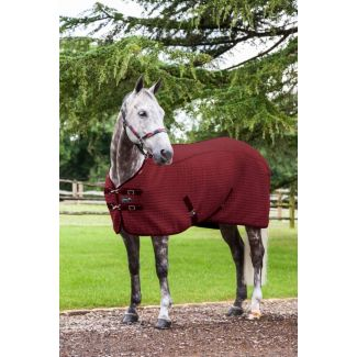 LeMieux Thermo-Cool Rug Burgundy - Chelford Farm Supplies