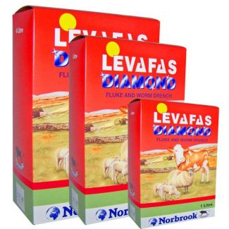 Levafas Diamond Oral Drench Wormer For Cattle & Sheep - Cheshire, UK