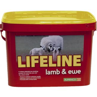 LifeLine Lamb and Ewe Bucket 22.5kg