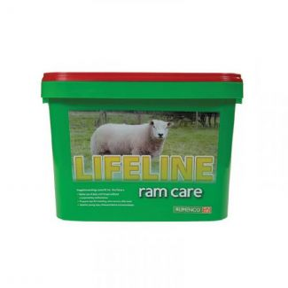 Rumenco Lifeline Ram Care Mineral Bucket 22.5kg - Chelford Farm Supplies