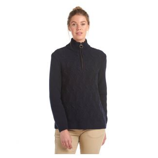 Barbour Ladies Ingham Knit Sweater