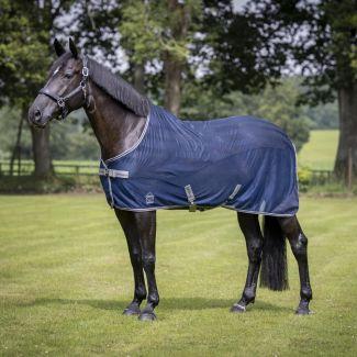 LeMieux Arika Air-Tek Sheet Horse Rug Navy   Chelford Farm Supplies