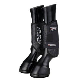 LeMieux Carbon Air XC Boots Front