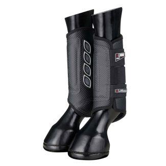 LeMieux Carbon Air XC Boots Hind