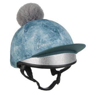 LeMieux Glacé Pom Pom Hat Silk
