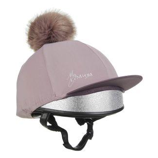 LeMieux Pom Pom Hat Silk