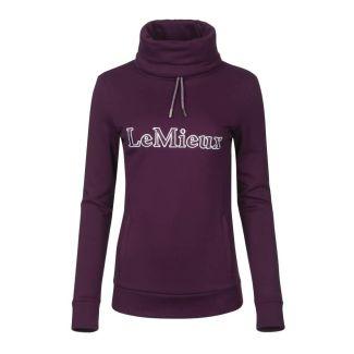 LeMieux Ladies Highland Funnel Neck Hoodie   Chelford Farm Supplies