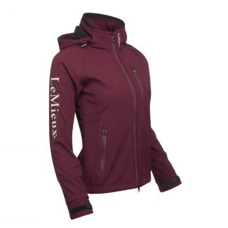 LeMieux Ladies Elite Soft Shell Jacket   Chelford Farm Supplies