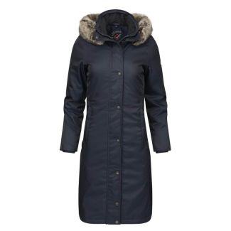 LeMieux Ladies Waterproof  Long Riding Coat   Chelford Farm Supplies