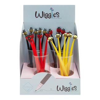 LeMieux Wiggles Nature Gel Pens Assorted Colours