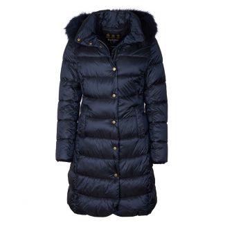 Barbour Ladies Earn Quilted Jacket
