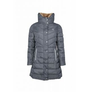 Mark Todd Ladies Long Deluxe Padded Coat - Chelford Farm Supplies