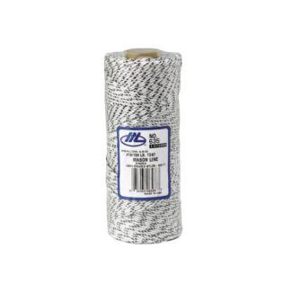 Marshalltown Bonded Nylon Masons Line 152m/500ft White | Chelford Farm Supplies