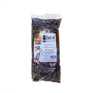 Red Barn Dried Meal Worms Bird Food | Chelford Farm Supplies