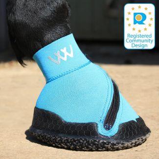 Woof Wear Medical Hoof Boot Blue