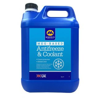 MEG Antifreeze & Coolant 5L