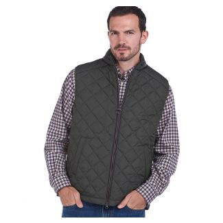Barbour Mens Gillmark Gilet