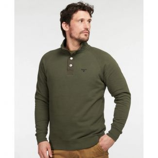 Barbour Mens Half Zip Sweater   Chelford Farm Supplies