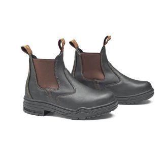 Mountain Horse Protective Steel Toe Cap Jodhpur Boots