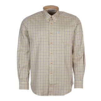 Barbour Mens Sp Tattersall Shirt | Chelford Farm Supplies