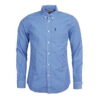 Barbour Mens Gingham 16 Tailored Fit Shirt - Cheshire, UK