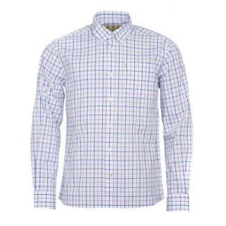 Barbour Mens Tattersall 13 Regular Fit Shirt