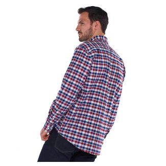 Barbour Mens Country Check 15 Regular Fit Shirt