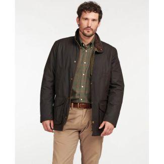 Barbour Mens Hereford Wax Jacket - Chelford Farm Supplies