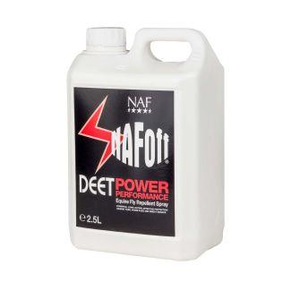 NAF Off Deet Power Performance Fly Spray Refill 2.5l