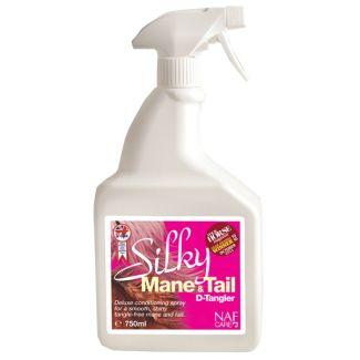 NAF Silky Mane & Tail D-Tangler Conditioner 750ml