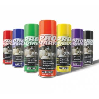 Nettex ProMark Aerosol Spray 400ml