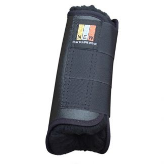 New Equine X-Country Hind Brushing Boot Fleece - Chelford Farm Supplies