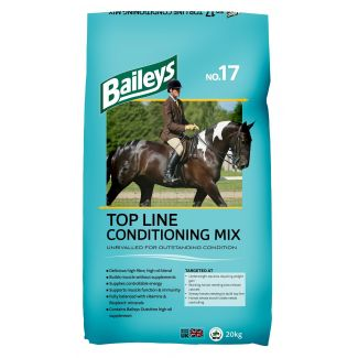 Baileys No.17 Top Line Mix Horse Feed 20kg