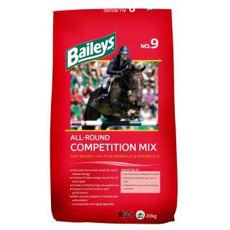 Baileys No.9 All Rounder Horse Feed 20kg
