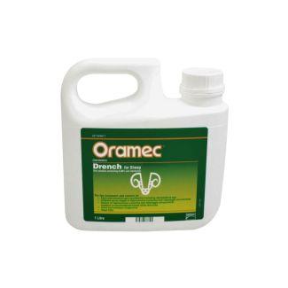 Oramec Drench Sheep Wormer 1 litre
