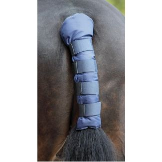 Shires Padded Tail Guard Navy