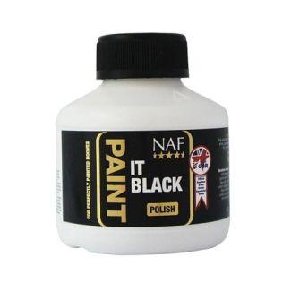 NAF Paint It Black Hoof Varnish 250ML