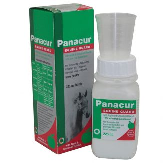 Panacur Equine Guard Flavoured Horse Wormer - Chelford Farm Supplies