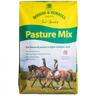 Dodson & Horrell Pasture Mix Horse Feed 20kg