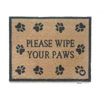 Hug Rug Pet Pattern Doormat