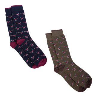 Bonart Mens Poole Pheasant Socks